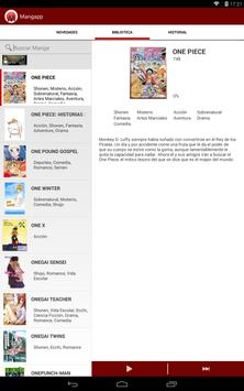 Mangapp screenshot 1