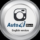 Auto4i Black (Drive Recorder) icon