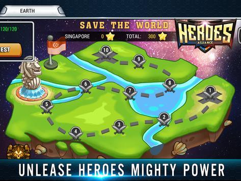 Heroes Alliance apk screenshot