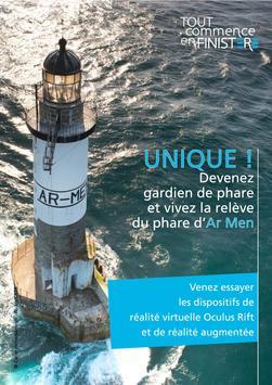 ARMEN Réalité Augmentée-AR poster