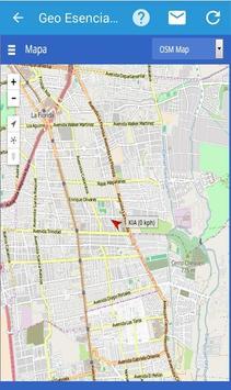 Geo Esencial GPS apk screenshot