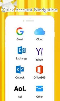 Email for Hotmail - Outlook poster