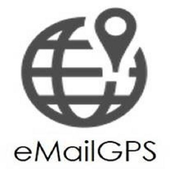 eMailGPS GeoAware Email Client icon