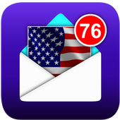 Email for Yahoo Mail All in one icon