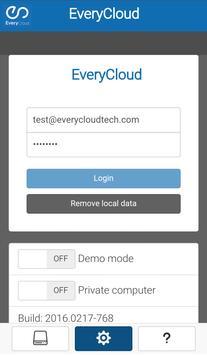 EveryCloud Archive apk screenshot