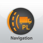 MapaMap Truck Polska icon