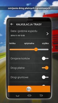 MapaMap Truck Polska apk screenshot