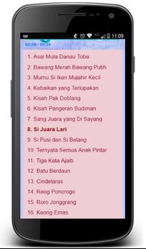Dongeng Anak Nusantara Lengkap apk screenshot