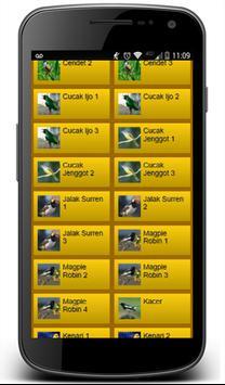 The Most Complete Birdsong apk screenshot