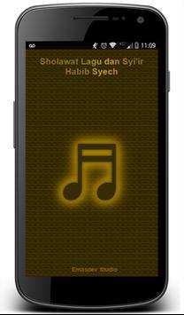 Habib Syeikh Sholawat Song poster