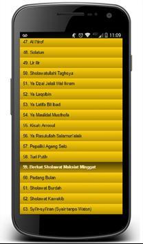 Habib Syeikh Sholawat Song screenshot 2