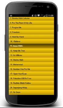 Maher Zain Full Songs apk screenshot
