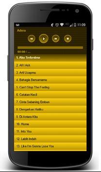 Adera All Song apk screenshot