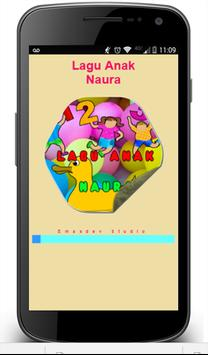 Naura All Child Song poster