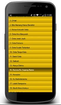 Dygta Band All Song apk screenshot