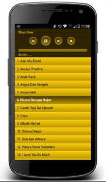 Dhyo Haw All Song apk screenshot