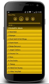 Koes Plus Songs screenshot 1