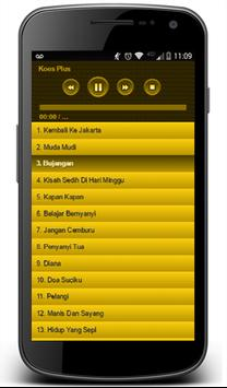Koes Plus Songs screenshot 2