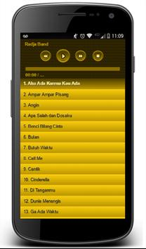 Radja Band Full Songs screenshot 1