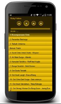 Rizky Febian All Song apk screenshot