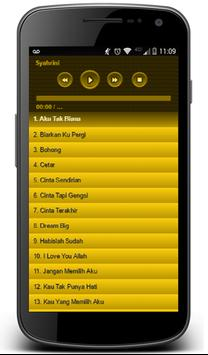 Syahrini Full Songs apk screenshot