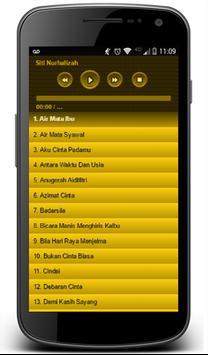 Siti Nurhalizah songs screenshot 1