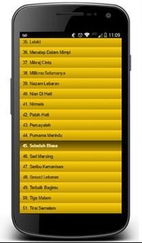 Siti Nurhalizah songs screenshot 2