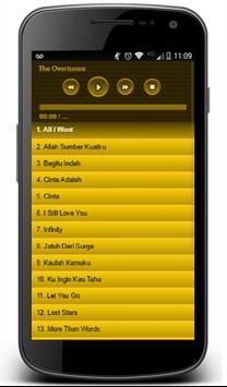The Overtunes All Song apk screenshot