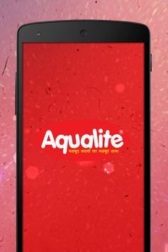 Aqualite poster