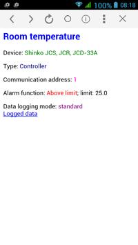 MCMonitor apk screenshot