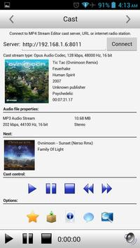 MP4 Stream Editor Client screenshot 2