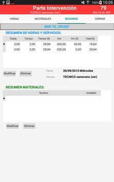 MOVILSAT5 -  P.G.INFORMATICA - apk screenshot