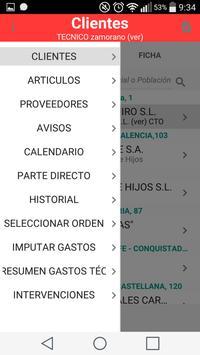 MOVILSAT5 -  P.G.INFORMATICA - screenshot 2