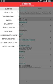 MOVILSAT5 -  P.G.INFORMATICA - screenshot 9