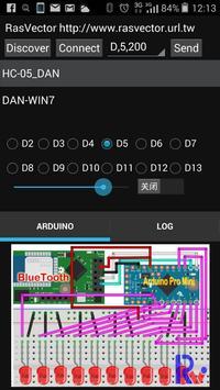 AndroiDuinoBT  藍芽手機情境燈控制 screenshot 2