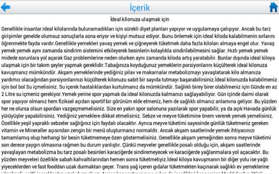 Püf Noktalar (Bayanlar için) apk screenshot
