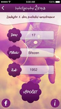 Inteligentní žena–můj kalendář apk screenshot