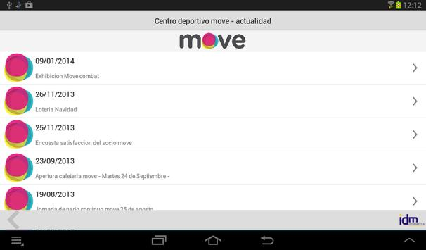 Centro deportivo move totana screenshot 13