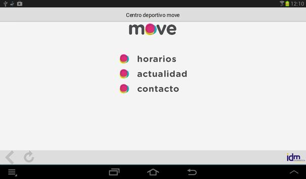 Centro deportivo move totana screenshot 5