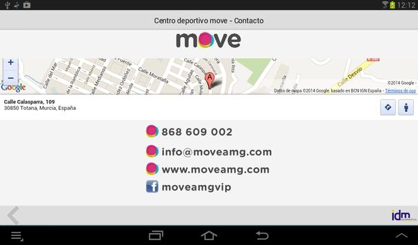 Centro deportivo move totana screenshot 8