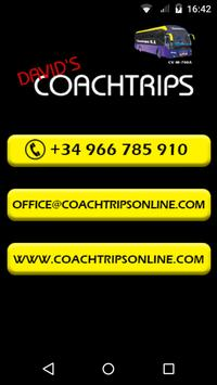 CoachTrips Poster