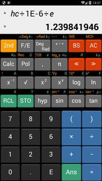 ES Calculator (Endo Scientific calculator) poster