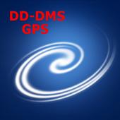 แปลงค่าพิกัดภูมิศาสตร์ DMS-DD icon