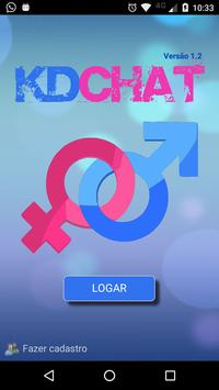 KDChat poster