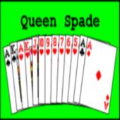 Queen  Spade icon