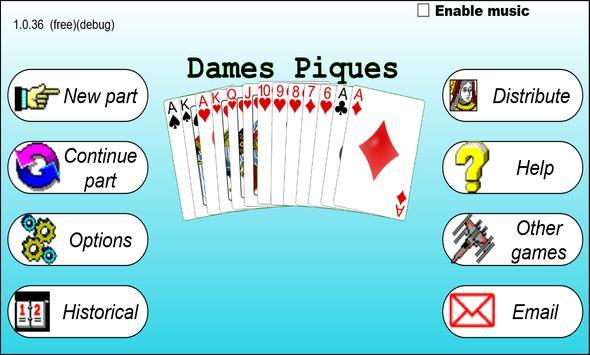 Queen  Spade apk screenshot