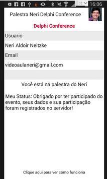 Eventos com iBeacon prof Neri poster