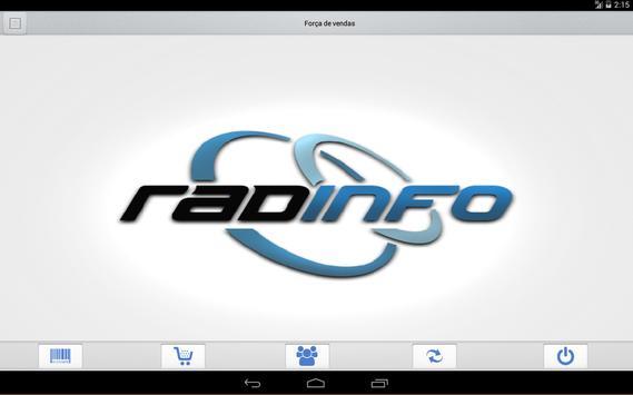 RADinfo AFV screenshot 1