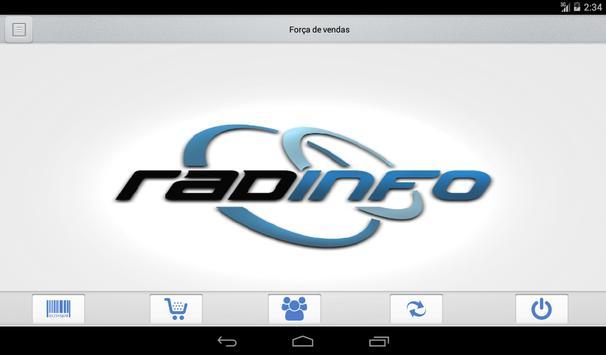 RADinfo AFV screenshot 4