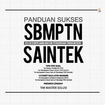 SIMULASI SBMPTN SAINTEK SEKATA poster